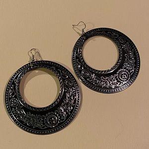 🤩 New light weight tin boho earrings